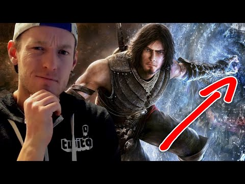 WHERE IS THE NEXT Prince of Persia GAME? |