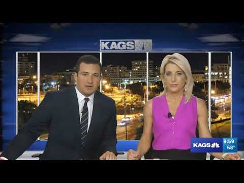 KAGS News at 10pm open (3-29-18)