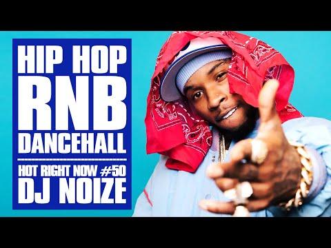🔥 Hot Right Now #50  Urban Club Mix November 2019   New Hip Hop R&B Rap Dancehall Songs DJ Noize
