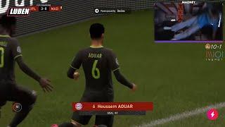 Gamer τρώει γκολ στο FIFA , κλωτσάει την καρέκλα, σπάει το χέρι του | Luben TV