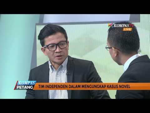 Tim Independen dalam Mengungkap Kasus Novel