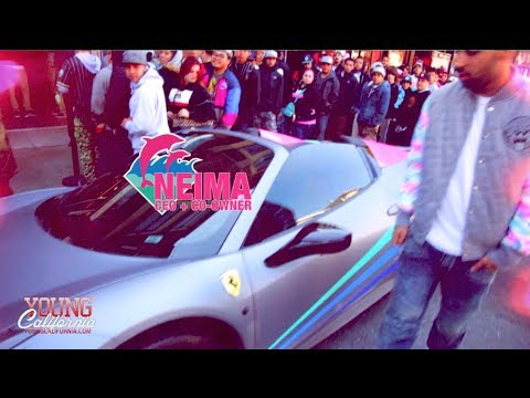 PINK DOLPHIN SAN FRANCISCO FLAGSHIP GRAND OPENING