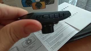Car Camera Recorder 2.4 problem