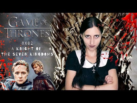 """GAME OF THRONES 8x01 """"Winterfell"""" 