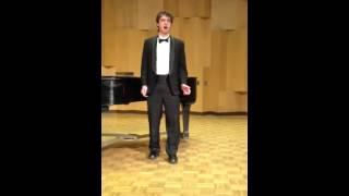 Brandon Keith Biggs CSUEB Junior Recital part 6