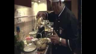 СПАГЕТТИ КАРБОНАРА - готовим с Франческо (Искусство итальянской кухни № 6)