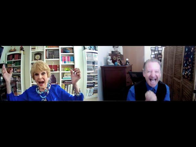 Meet The Biz With David Zimmerman - 09/24/21 - Special Guest: Karen Sharpe Kramer