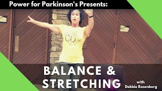 Balance & Stretching Sequence for Parkinsons