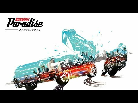 Burnout paradise remastered [Live Stream]  