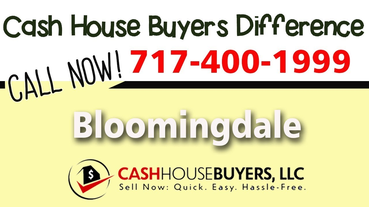Cash House Buyers Difference in Bloomingdale Washington DC | Call 7174001999 | We Buy Houses
