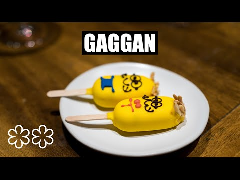The Gaggan Emoji Menu – Asia's Best Restaurant 2015-2018