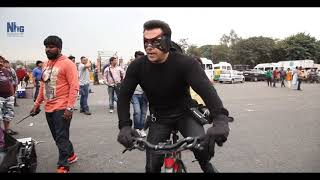Kick Making - Delhi Salman Khan Sajid Nadiadwala