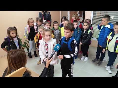 Sportići iz vrtića Gaza posjetili su naš radio
