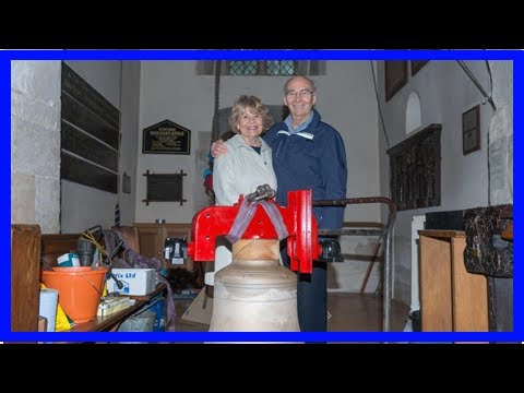 Breaking News | Ex-international rowing coach funds new bell at famous TV church
