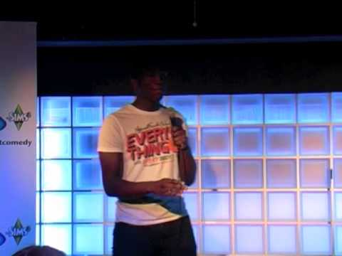 Kwame Asante - Chortle Student Comedy Award 2012