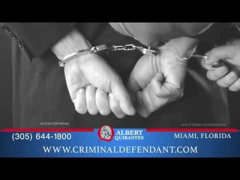 Miami Criminal Defense Attorney- Albert Quirantes- 305-644-1800
