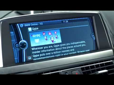 BMW ConnectedDrive BMW Assist Online  YouTube