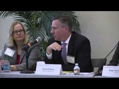 Symposium | The PTO & the Courts- Practice Before the PTAB in IPRs and CBMRs
