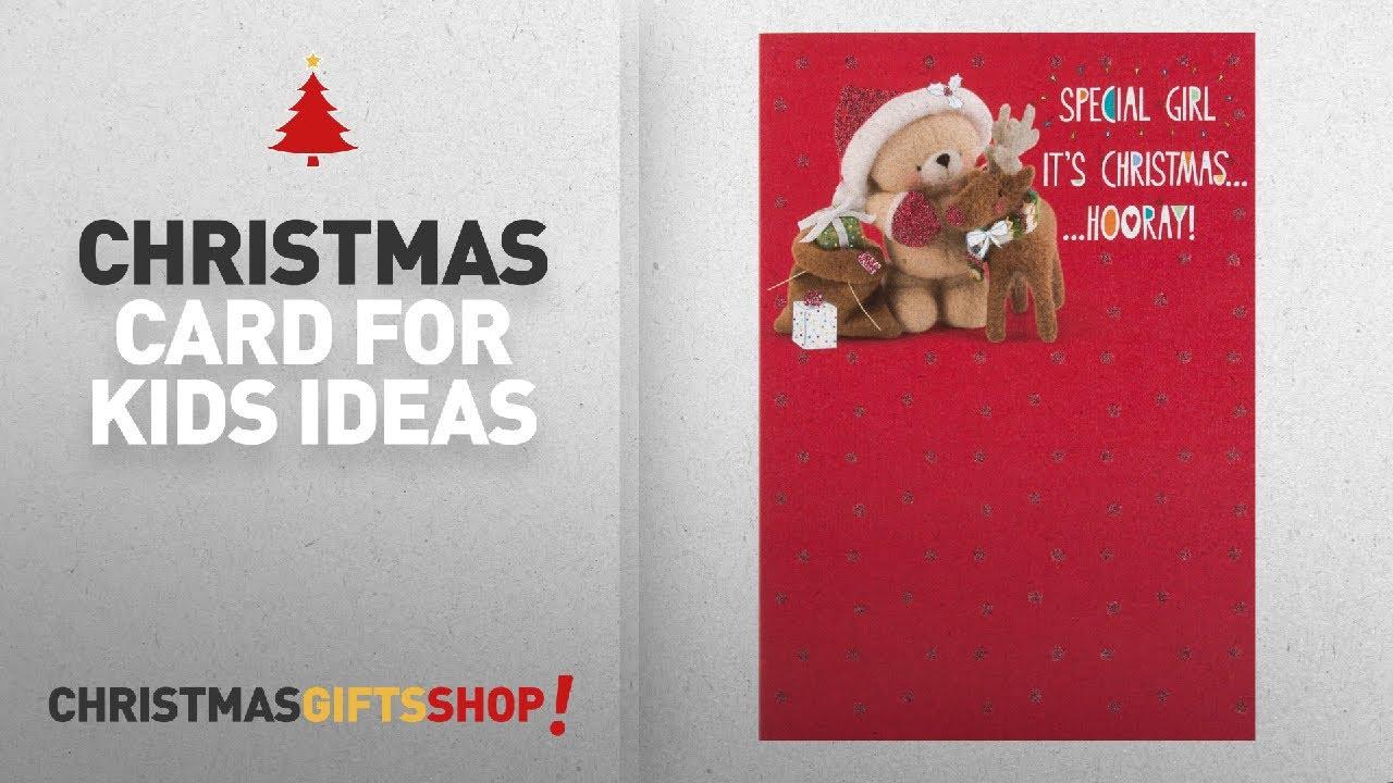 Top christmas card for kids ideas hallmark forever friends special top christmas card for kids ideas hallmark forever friends special girl christmas card hooray kristyandbryce Gallery