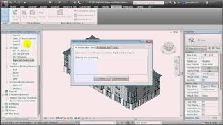 Revit, Navisworks - Using 4D Simulations for Materials Planning and Management