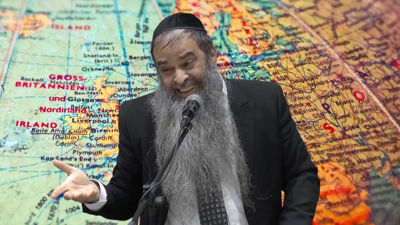 קצר: מה זכו עם ישראל? - הרב רפאל זר HD