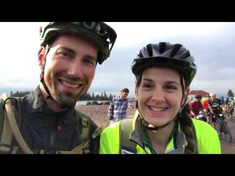 Le Grand Du Nord Gravel Bike Race Grand Marais, Minnesota