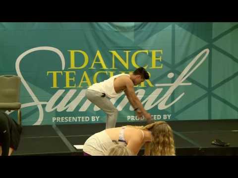 Politeia Le Teaching at Dance Teacher Summit Long Beach 2016