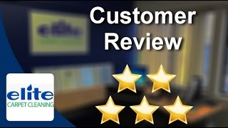 Elite Carpet Cleaning North Shore Terrific 5 Star Review By Jane