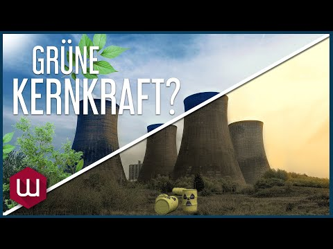 Ist Kernkraft die grüne Lösung?