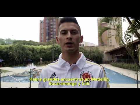 Angellott CARO: Futsal Tickets Available in Colombia!