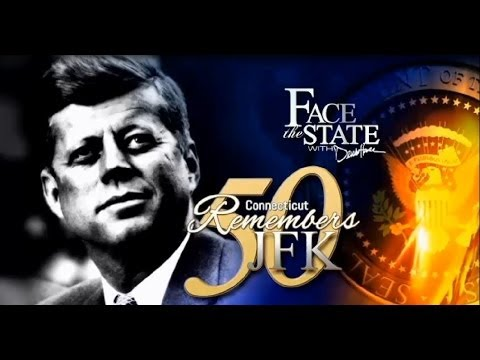 JFK in Connecticut | 2013 | WFSB Hartford | Channel 3 | Dennis House