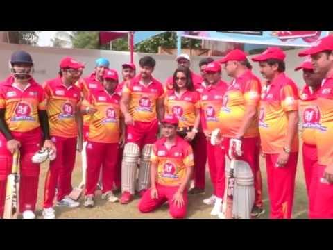 Manoj Tiwari XI vs Nirahua XI   Bhojpuri IPL 2015
