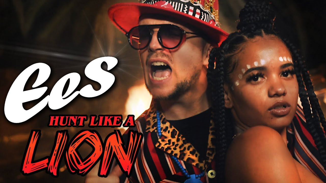 "EES feat. Lioness - ""Hunt Like A Lion"" (official music video)"