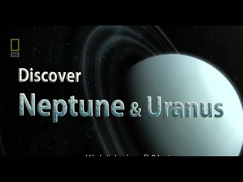 A Traveller's Guide To The Planets - Discover Neptune And Uranus