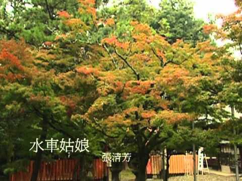 張清芳-水車姑娘/裸念仏ぁ岩の上