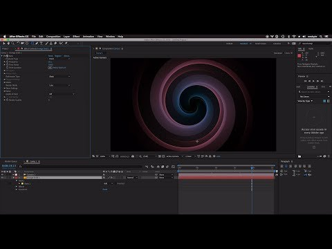Aura for After Effects Basic Workflow Tutorial