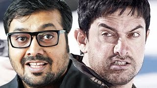 Anurag Kashyap Slams Aamir Khan For Commenting On AIB Roast