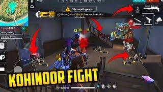 Kohinoor Fight 2 AWM Best Pro Gameplay - Garena Free Fire