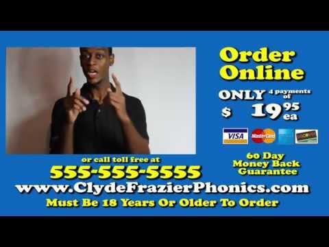 Walt Clyde Frazier Phonics