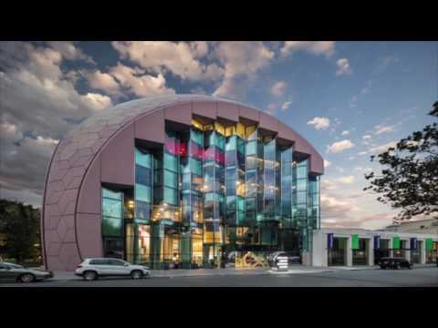"""""""Wow, how cool is this?"""" The new Geelong Library and Heritage Centre."""