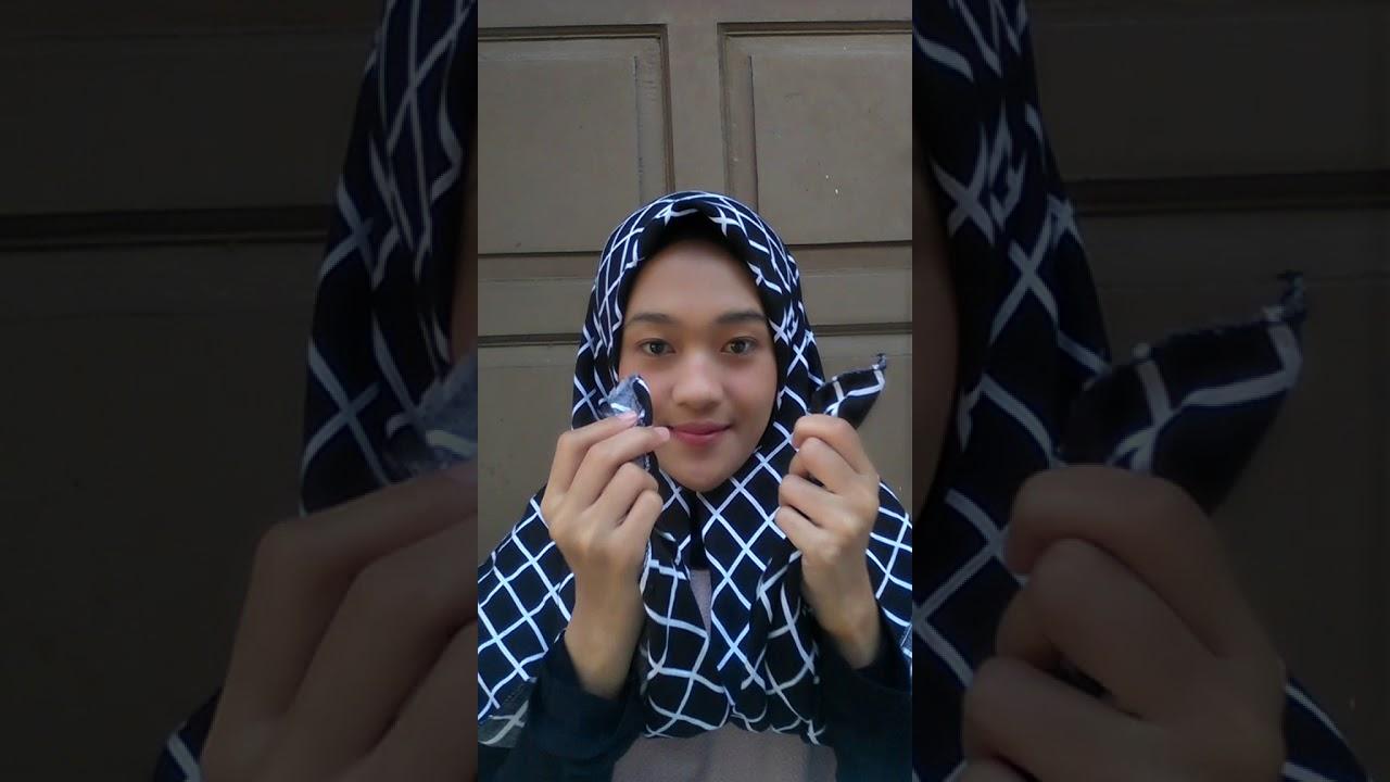 Tutorial Hijab Segi Empat Simpel Terbaru 2018 Rectangular Hijab