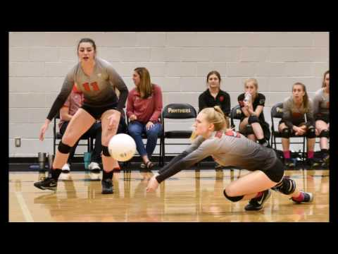 Cameron Taylor #5 Class of 2017 Libero DS Volleyball Recruiting #2