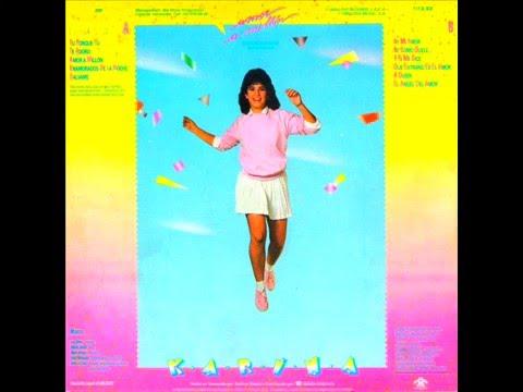 KARINA AMOR A MILLÓN DISCO COMPLETO 1985 HD