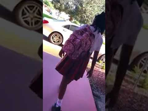 Girl with extensions asked to leave class at Terrytown private school, family says