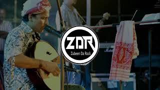 Krishna Name Mukhe  Luwa   Assamese Bhakti Song   Zubeen Garg