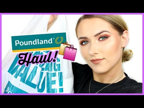 SEPTEMBER 2019 POUNDLAND HAUL! 🛍| shivonmakeupbiz