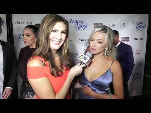 Heather McDonald s the cast of Vanderpump Rules at The 2nd annual Vanderpump Dogs Gala