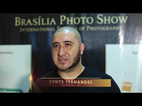 Vídeo da festa de premiação 2016 - Brasília Photo Show