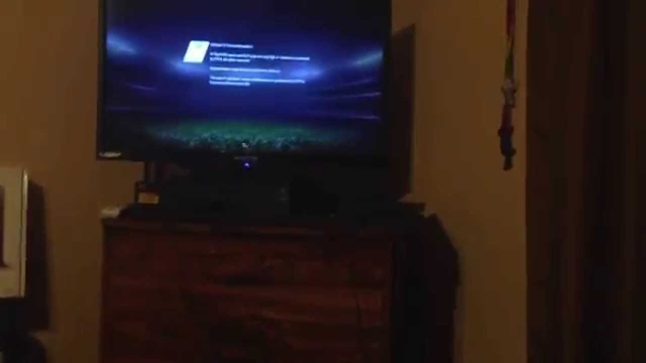 PS4 Graphics and how nice it looks on a 32' in tv!!!