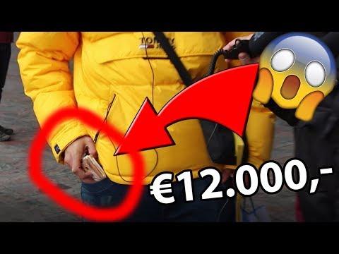 €12.000,- OP ZAK!? - HOEVEEL GELD HEB JIJ OP ZAK?